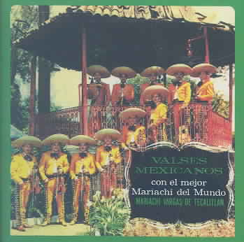 VALSES MEXICANOS BY VARGAS,MARIACHI (CD)